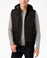 INC International Concepts Men's Quilted Hooded Vest, Only at Macy's