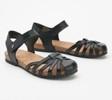 Earth Origins Leather Fisherman Sandals - Lyndon Lana