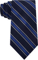 Club Room Men's Basic Stripe Tie, Created for Macy's