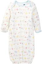 Vitamins Baby Farm Gown (Baby Boys)