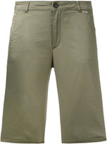 Woolrich fitted shorts - women - Cotton/Spandex/Elastane - 26