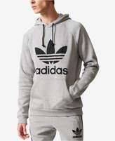 adidas Men's Fleece Trefoil Hoodie