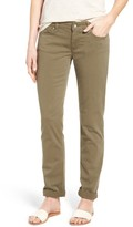 Mavi Jeans Women's Emma Slim Boyfriend Stretch Twill Pants