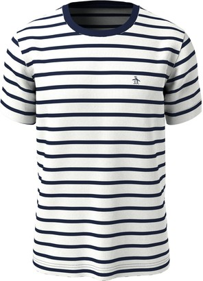 Original Penguin Breton Striped Tee