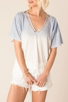 Others Follow Blue Ombre Tee