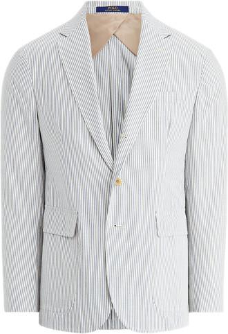 Ralph Lauren Polo Soft Seersucker Suit Jacket