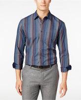 Tasso Elba Men's Tonal-Striped Long-Sleeve Shirt