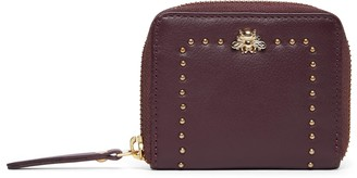 Nooki Design Sophia Coin Purse Burgundy