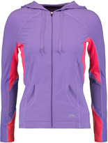 Athletic Propulsion Labs Stretch-knit hooded jacket