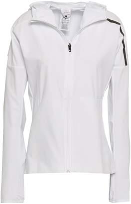 adidas Jersey Hooded Jacket