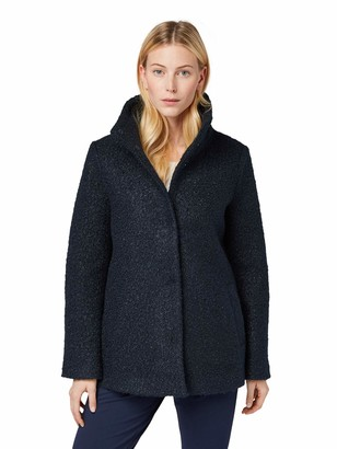Tom Tailor Women's Lange Boucle Jacket
