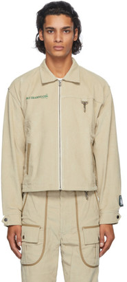 Reese Cooper Beige Corduroy Hunting Division Jacket