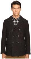 Billy Reid Bond Peacoat Men's Coat