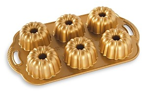 Nordicware Anniversary Bundtlette Cakes Pan
