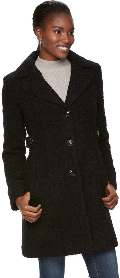 Gallery Women's Wool Blend Coat