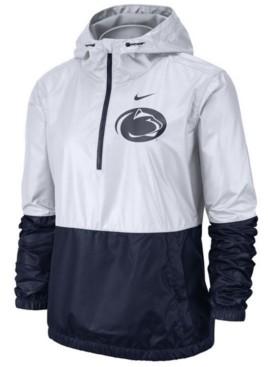 Nike Women's Penn State Nittany Lions Half-Zip Jacket