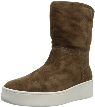 Via Spiga Women's Elona Shearling Sneaker Boot