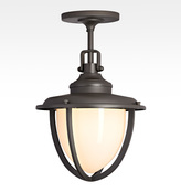 Rejuvenation Pacifica Semi-Flush Fixture