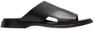 Cole Haan Goldwyn 2.0 Leather Slide Sandals
