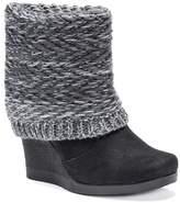 Muk Luks Sienna Women's Wedge Water Resistant Winter Boots