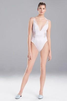 Natori Sleek Silk Bodysuit