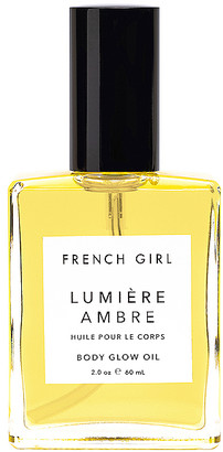 French Girl Lumiere Ambre Body Glow Oil