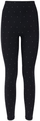Adam Selman Sport Embellished Core Leggings