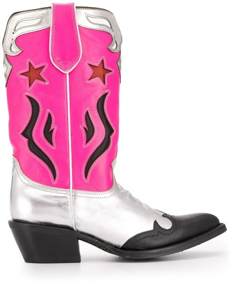 Ash Petra Star boots