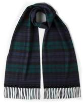 Johnstons of Elgin Blackwatch Cashmere Scarf