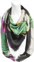 Mary Katrantzou 140x140 Jewel Cloud scarf