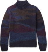 Missoni - Camouflage Intarsia Sweater