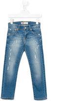 Levi's Kids - 501 skinny jeans - kids - Cotton/Spandex/Elastane - 4 yrs