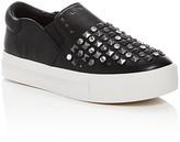 Ash Girls' Lynn Clodi Embellished Slip On Sneakers - Little Kid, Big Kid