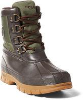Polo Ralph Lauren Lowen Rubber-Bottom Boot