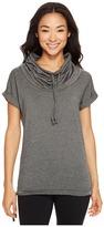 Icebreaker Mira Short Sleeve Cowl Women's Clothing