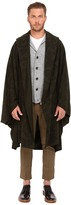 Vivienne Westwood Ironwork Melton Cape Coat Men's Coat