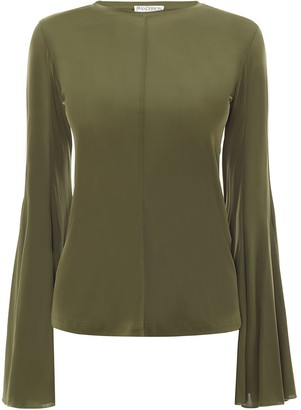 J.W.Anderson Bell-Sleeves Blouse
