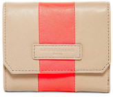 Liebeskind Berlin Elke Striped Leather Wallet