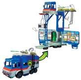 Ben 10 Rustbucket Transforming Vehicle/ Playset