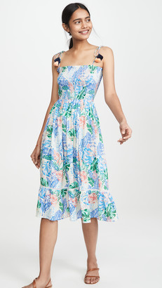 Playa Lucila Printed Dress
