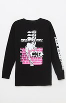 Obey People Attack People Long Sleeve T-Shirt