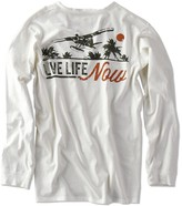 Madda Fella Long Sleeve Excursion - Live Life Now