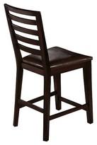 Progressive Bobbie Counter Chair - Dark Espresso