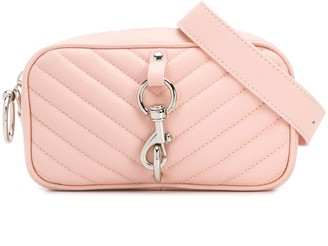 Rebecca Minkoff Quilted-Effect Crossbody Bag