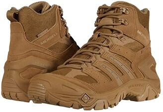 Merrell Work Strongfield Tactical 6 Waterproof (Coyote) Men's Boots