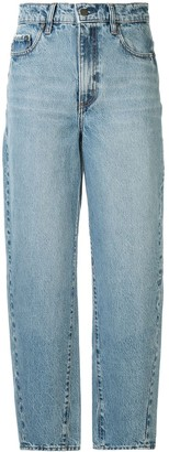 Nobody Denim Porter straight-leg jeans