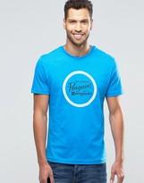 Original Penguin Circle Combo Logo T-shirt