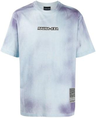 Mauna Kea tie-dye cotton T-shirt