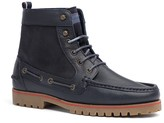 Tommy Hilfiger Leather Mocassin Boot