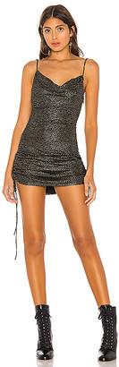 h:ours Liz Mini Dress